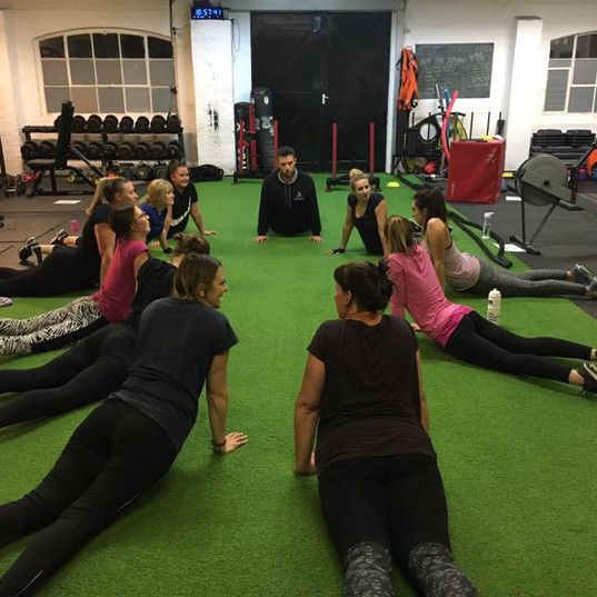 Womens Only Bootcamps