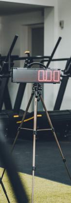 Laser Timing Gates
