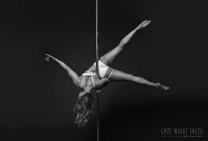 Steffi / Late Night Tales Fotoshoot