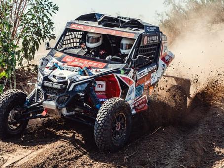 Rallye Dakar 2021: Macháček v první etapě stříbrný !