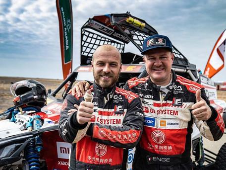 Závodil ve Formuli 1, v Le Mans, na amerických oválech Indy Car a poprvé se vydal na Dakar!