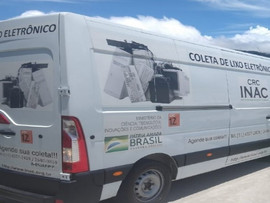 INAC recolhe cerca de 120 equipamentos eletrônicos com campanha da Prefeitura de São Sebastião-SP