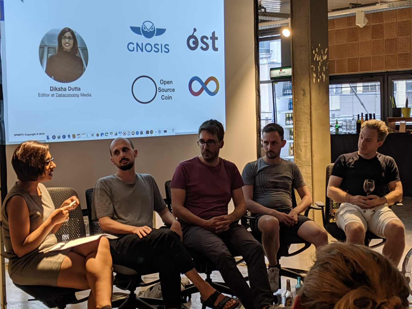 Dfinity Meet Up : Building Next Generation dApps
