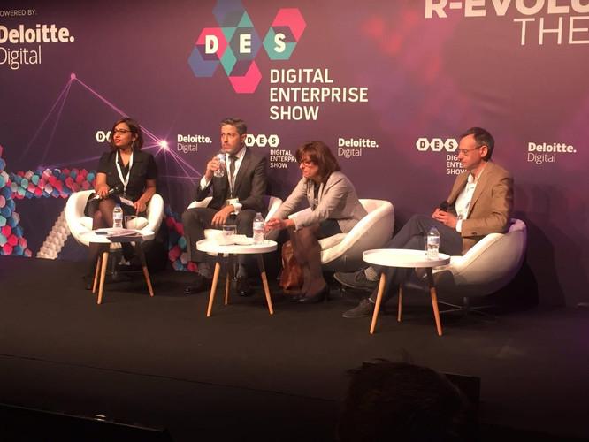 Digital Enterprise Summit 2020 (Madrid)