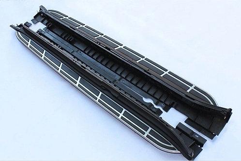 PORSCHE Macan 専用ランニングボード