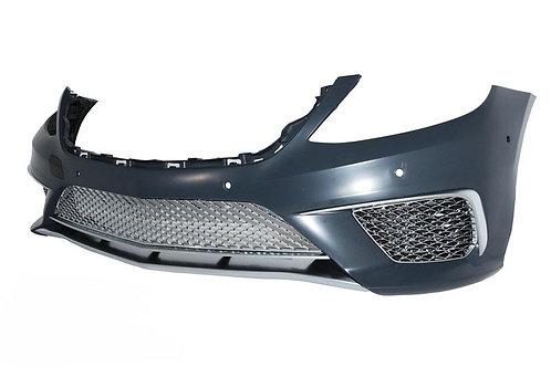 純正品 W222 Sクラス AMG S65フロントバンパースポイラー