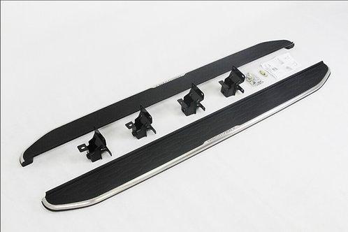 レンジローバー イヴォーク 3ドア クーペ 用 ランニングボード