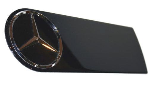 純正品 W463 Gクラス スペアタイヤカバープレート