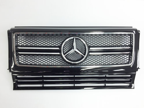 W463 現行 ゲレンデ G63仕様 GRILLE純正色塗装済み