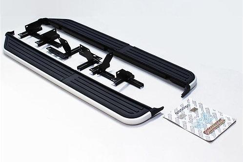ランドローバー ディスカバリー 3・4 ランニングボード