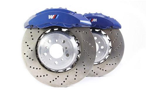 BMW5シリーズ6シリーズ用 M5 FRONT &REAR brake system