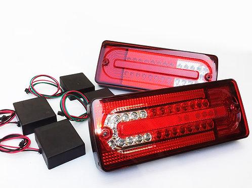 W463 ゲレンデ LED テールランプ