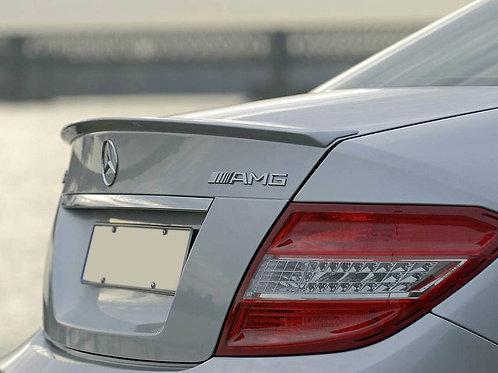 純正品 W204 Cクラス  AMG C63 リアトランクリップウィング