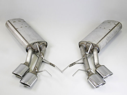 純正品 W463 Gクラス G55/G63 AMG4本出し(ヨーロッパ仕様)Exhaust system