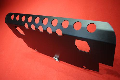 IDIOM W463 Gクラス フロントアンダーガード (ブラック)