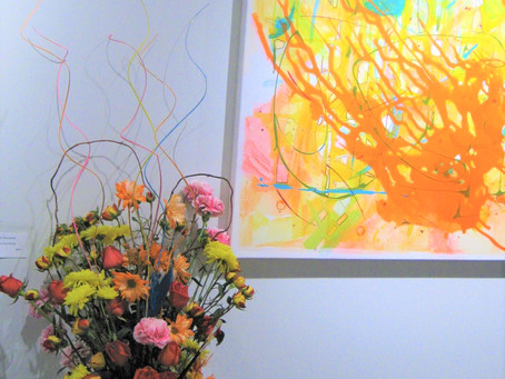 Art & Flowers at  RAL