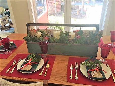 Beautiful Homes on Christmas Tour in Reedville