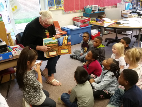 """The Saved Seed"" Delights First Graders"