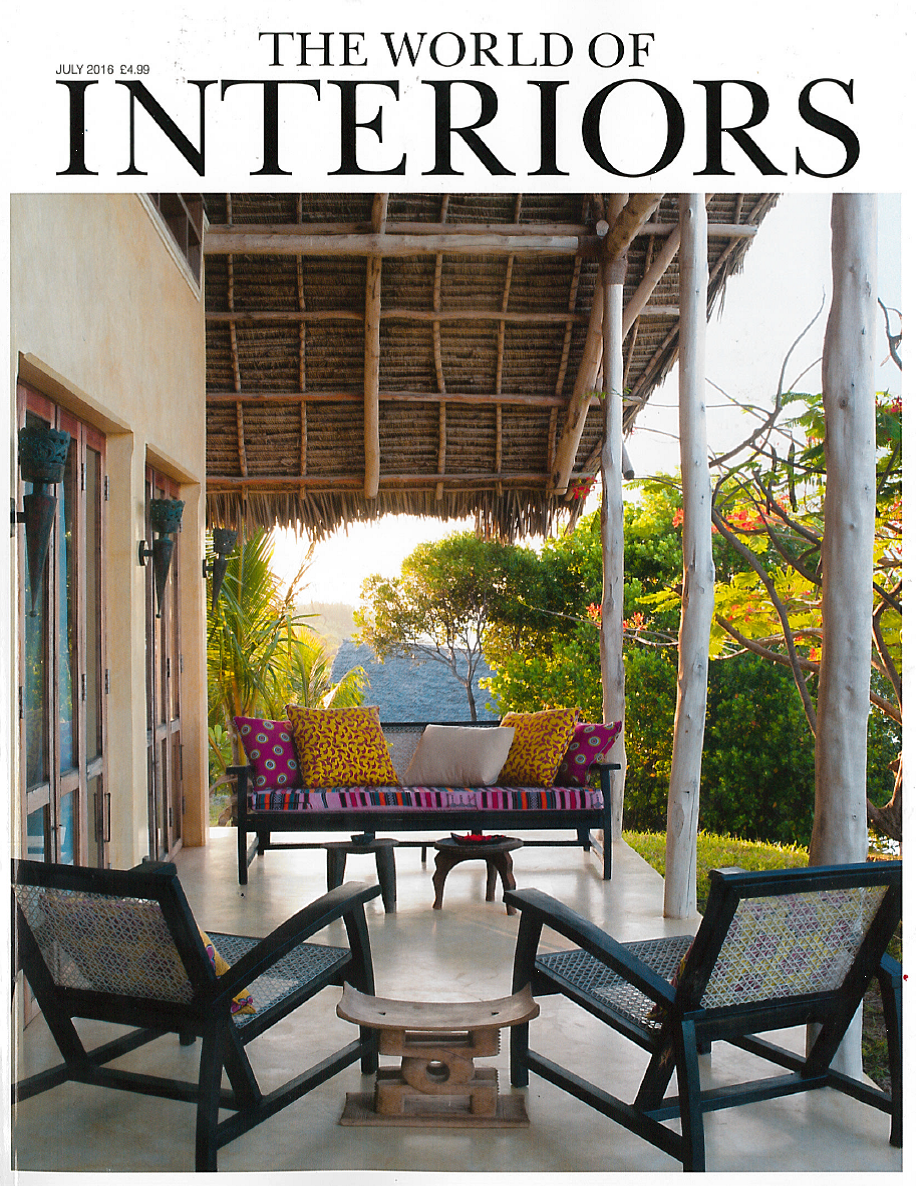 The World of Interiors July 2016