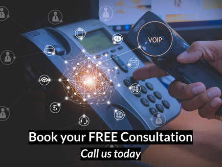 Book a FREE Business Consultation
