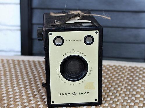 1940's Shur-Shot Agfa Ansco Camera