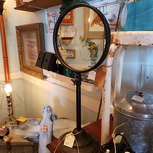 Heavy Metal Vanity Mirror