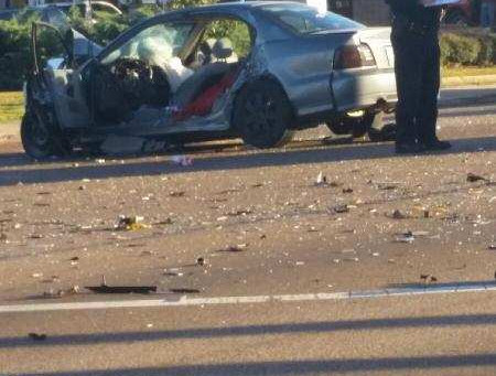 EXCALIBA in Major Car Accident