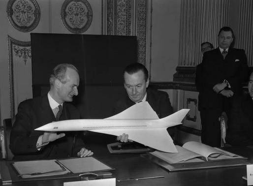 Concorde: el ocaso de un icono