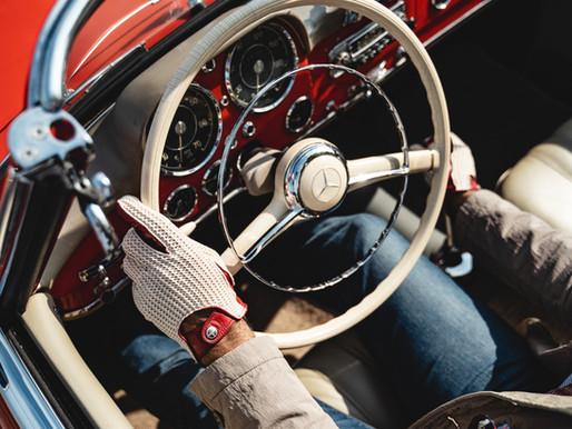 Guantes de conducir: cuestión de actitud.