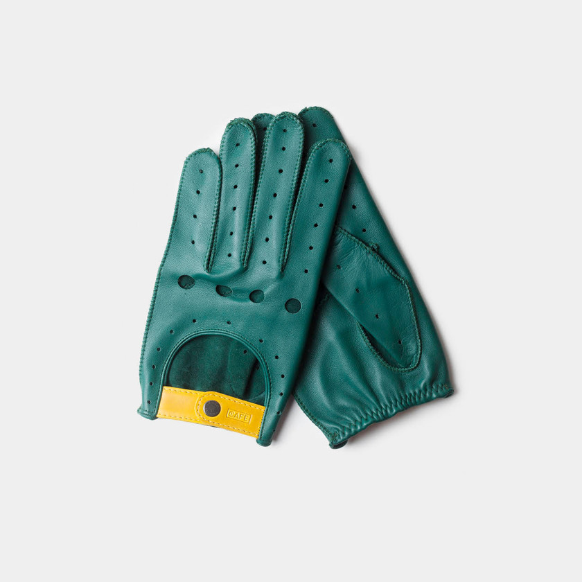 driving-gloves-leather-green-conduccion-deportiva