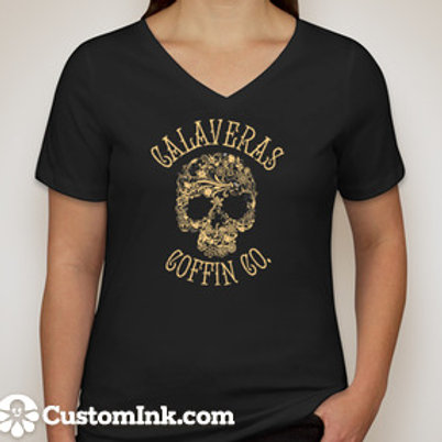 Women's V Neck T-Shirt