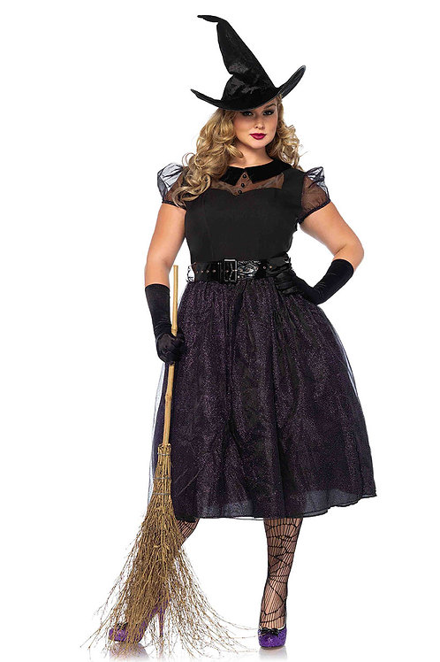 Darling Spellcaster Plus Size