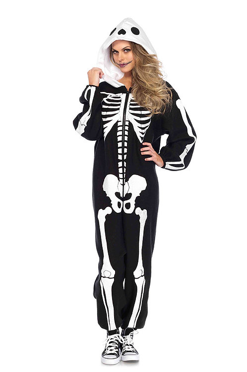 Skeleton Kigarumi Funsie
