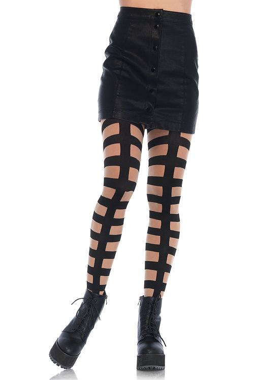 Caged In Tights