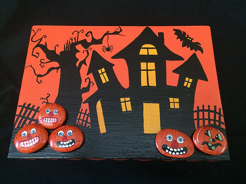 Haunted House Box