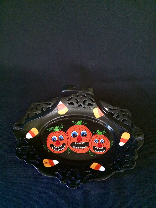 Metal Candy Dish