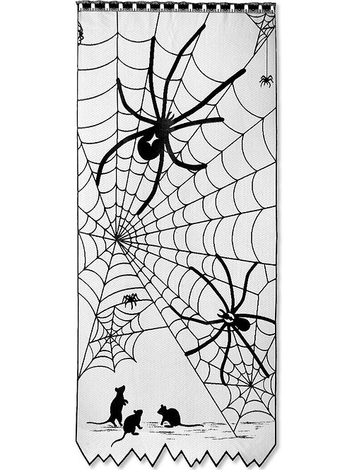 Lace Spider Web Panel (BACK ORDERED)