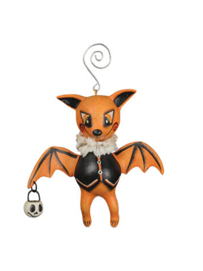 Oliver Bat Ornament