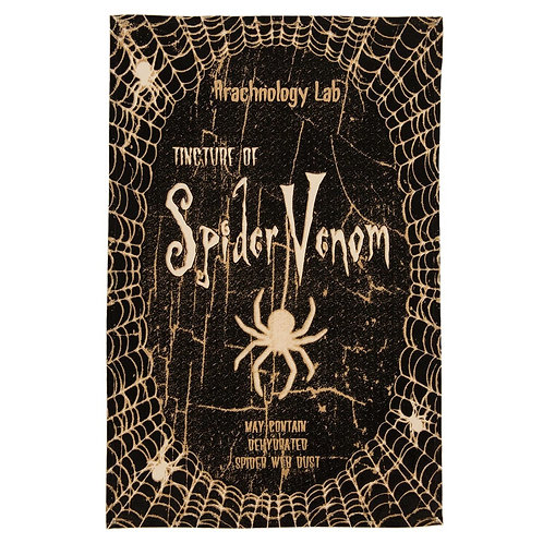 Spider Venom Tea Towel