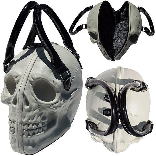 Natural Glow Skull Handbag