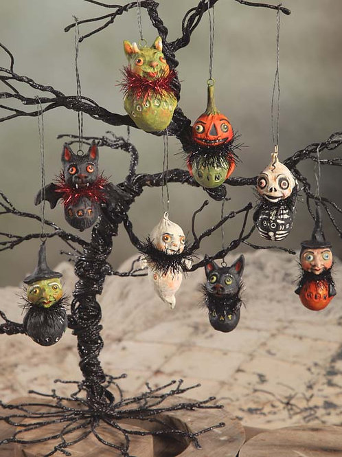 Little Ghouls Ornaments