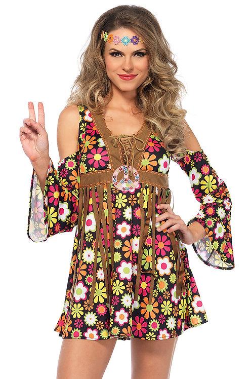 2 Pc Starflower Hippie