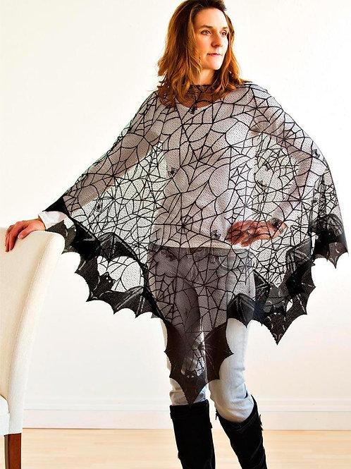 Web Lace Shawl