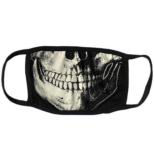 Skull Death White Mask