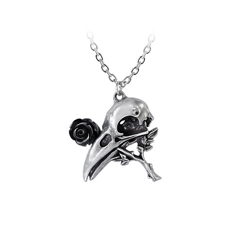 Quietus Rose Pendant