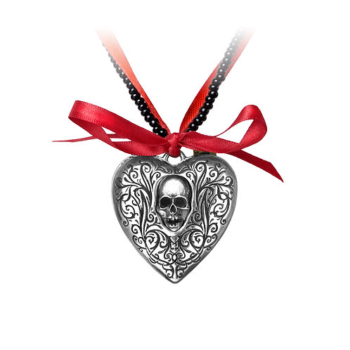 The Reliquary Heart Locket