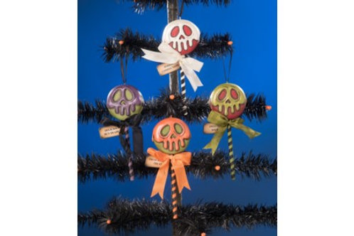 Poison Treat Ornaments