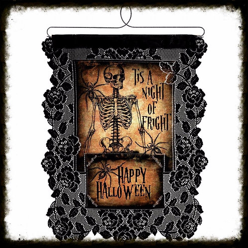 Night of Fright Wall Hanging