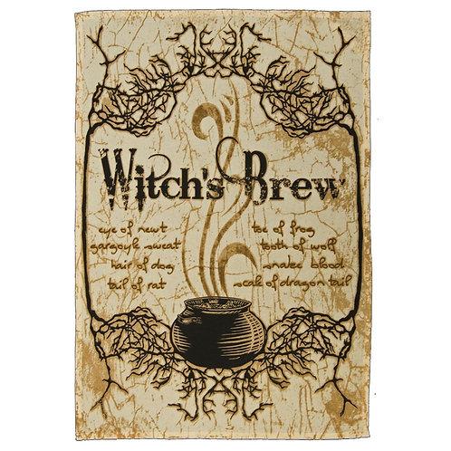 Witch's Brew Tea Towel