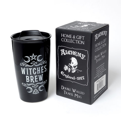 WITCHES BREW DOUBLE WALLED MUB
